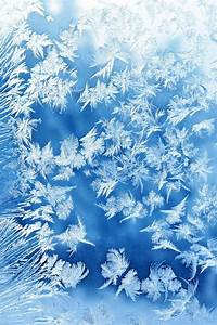Ice Crystals Wallpaper - Free iPhone Wallpapers