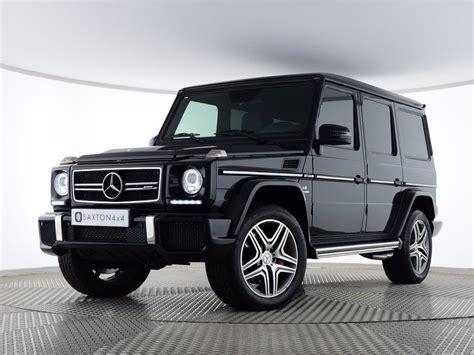 Mercedes-benz G Class 5.5 G63 Amg 4x4 5dr Suv