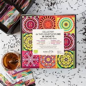 Coffret De Massage Nature Et Decouverte : coffret de 48 mousselines de th s bio nature d couvertes ~ Premium-room.com Idées de Décoration