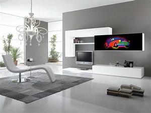 Meuble Deco Design : meubles de salon 96 id es pour l 39 int rieur moderne en photos superbes ~ Teatrodelosmanantiales.com Idées de Décoration