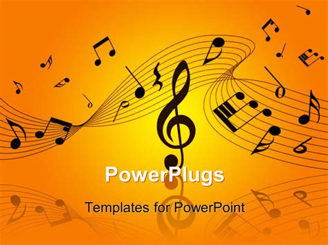 background power point tentang musik