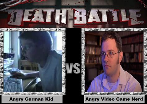 Angry Gamer Kid Meme - death battle agk vs angry video game nerd by supermariofan65 on deviantart