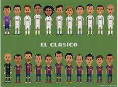 Barcelona vs Real Madrid A look at El Clasico in numbers