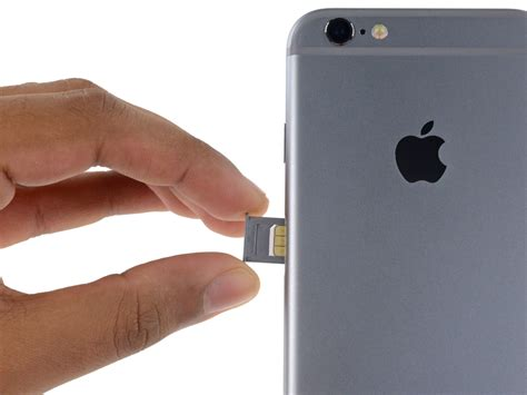 iphone  sim tray replacement ifixit repair guide