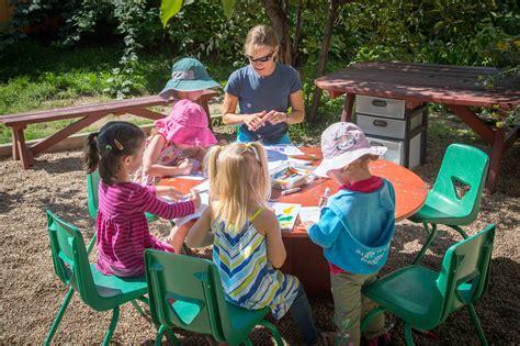 outdoor curriculum sunflower preschool