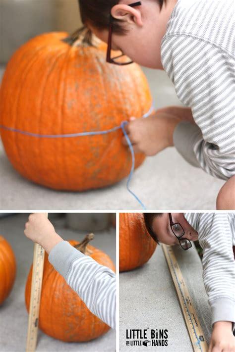 pumpkin math   pumpkin worksheets  bins