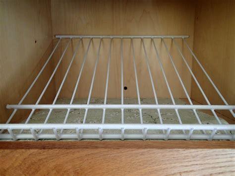 DIY Kitchen Cabinet Organization/Rotation Shelves