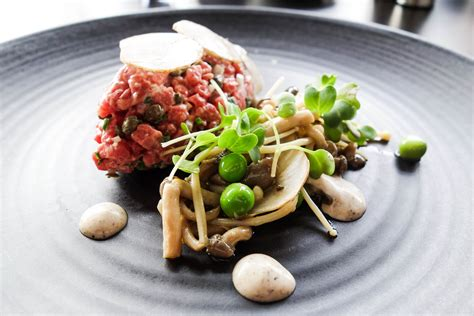 tartare cuisine a belated review of trocadero dining nirvana