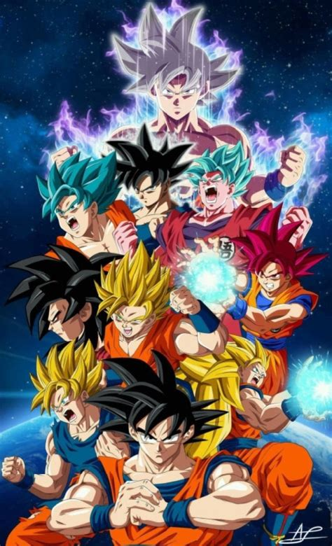 xft dragon ball goku group custom photo studio