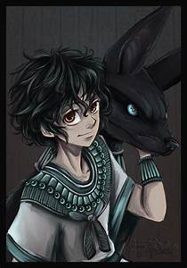 Anubis by sharkie19 on DeviantArt