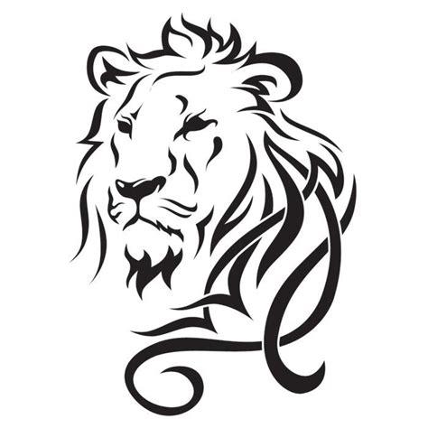 tribal lion king