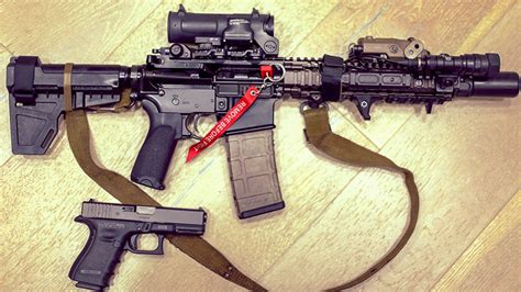 7 Reasons Why Owning An Ar15 Pistol Is Totally Worth It  Ar15 Nerd
