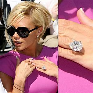 biggest celebrity engagement rings popsugar celebrity With the biggest wedding ring
