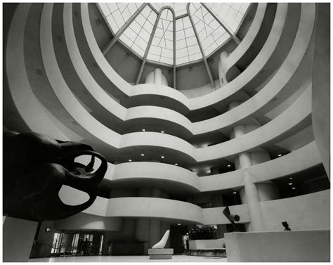 Frank Lloyd Wright Guggenheim Museum New York