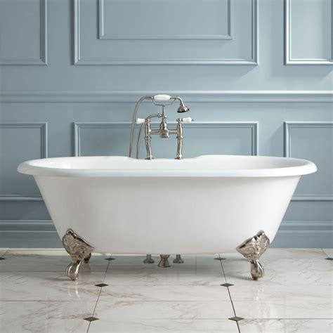 New Clawfoot Tub  Bathtub Designs