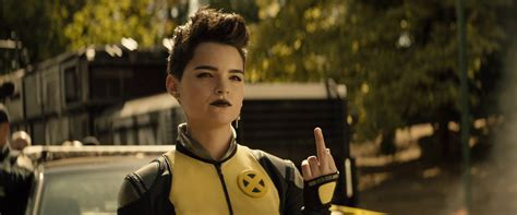 actress who plays yukio in deadpool 2 negasonic teenage warhead x men movies wiki fandom