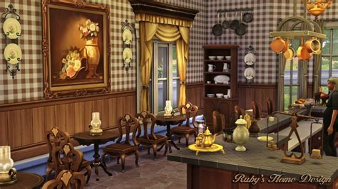 Ruby's Home Design : Granny's Kitchen Lot By Ruby Red At Ruby's Home Design