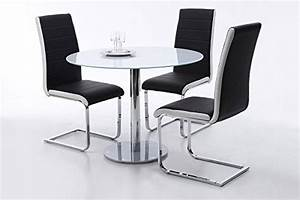 Küchentisch Rund Weiß : tisch glastisch k chentisch beistelltisch esstisch ~ A.2002-acura-tl-radio.info Haus und Dekorationen