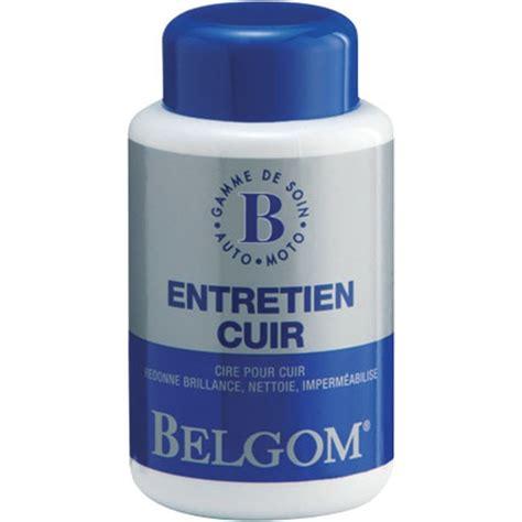 nettoyant siege voiture cire entretien cuir belgom 250 ml norauto fr
