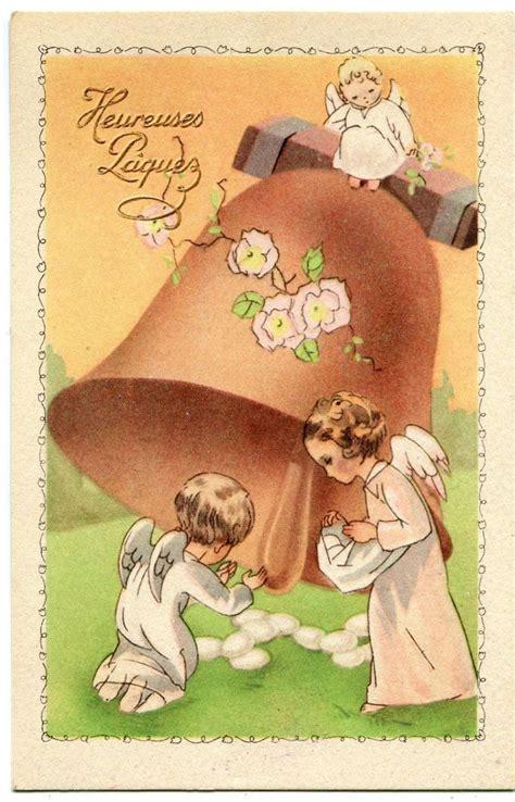 carte de paques cartes anciennes de paques
