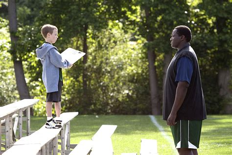 the blind side i didn t want to see blind side but i m glad i did matt