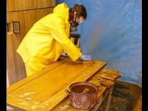 Teppichkleber Entfernen Holz : farbe lack von holz entfernen teil 1a laugen ablaugen mit tznatron natronlauge youtube ~ Orissabook.com Haus und Dekorationen