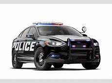 Efficient Justice the 2018 Ford Fusion Hybrid Responder