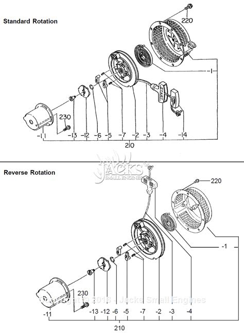 robinsubaru ey parts diagram  recoil starter  style