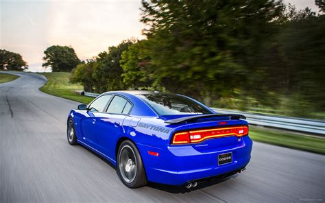 Dodge Charger Daytona 2018 Widescreen Exotic Car Pictures