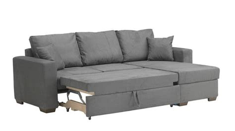 canape d angle gris canape d angle convertible gris canap fixe et convertible