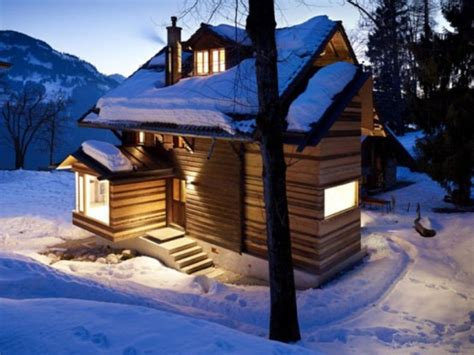 renovation of a century chalet in the swiss alps digsdigs