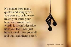 Music Quotes Im... Heart Lyrics Quotes
