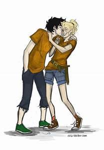 Percy and Annabeth | Heros of Olympus | Pinterest | Happy ...