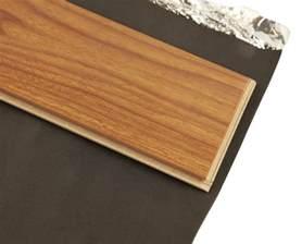 vapor barrier underlayment for floor installation foamtech