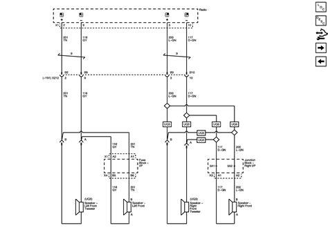 radio wiring diagram for 2008 chevy silverado standard cd