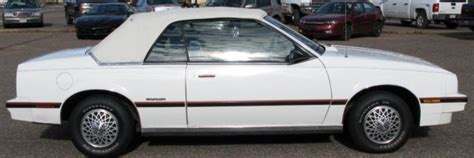 chevrolet cavalier type  convertiblesurvivor