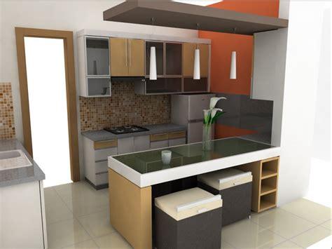model meja dapur minimalis terbaru rumah impian