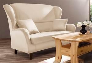 Sofa Home Affaire : home affaire sofa nicola 2 sitzig online kaufen otto ~ Orissabook.com Haus und Dekorationen