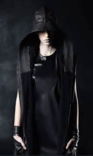 Futuristic Fashion Girl