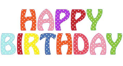 Happy Birthday Clipart Happy Birthday Text Clipart Free Stock Photo