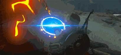 Wild Breath Zelda Legend Fiction Science Link