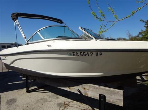 Affordable Bowrider Boats by Rinker 1860 B 18 Ft Bowrider Great Hull In Florida