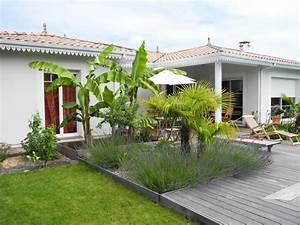 conception d39un jardin particulier With photo de jardin de particulier
