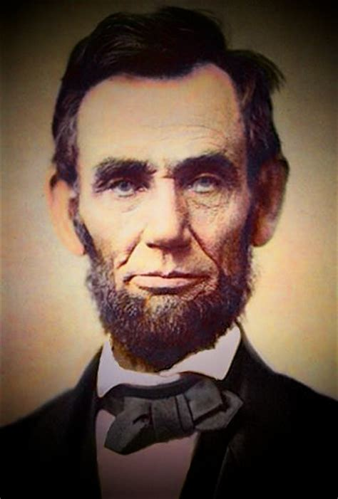 abraham lincoln in color abraham lincoln gettysburg address