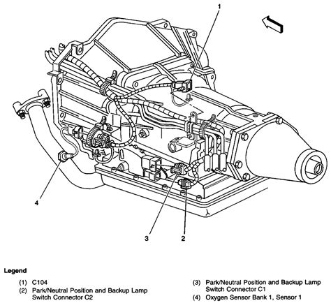 Chevy 700r4 Transmission Wiring Diagram by Chevy 700r4 Wiring Diagram Wiring Diagram Database