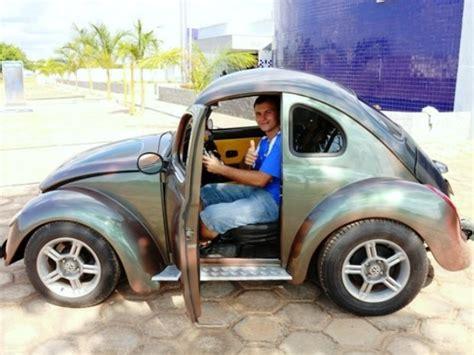 mini volkswagen beetle mec 226 nico constr 243 i minifusca com pe 231 as de seis ve 237 culos