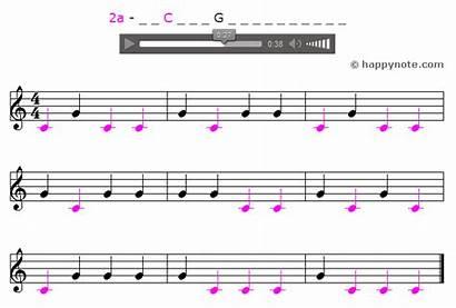 Re Mi Notes Treble Clef Read Bass