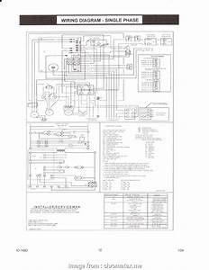 Goodman Package Unit Thermostat Wiring Diagram Nice Gas