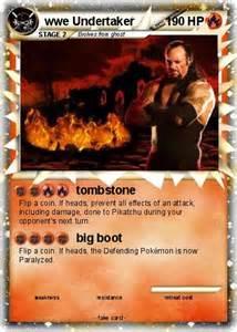WWE Pokemon Cards