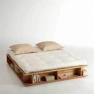 Lit Double Avec Rangement : choisir un bon lit les beaux meubles ~ Teatrodelosmanantiales.com Idées de Décoration